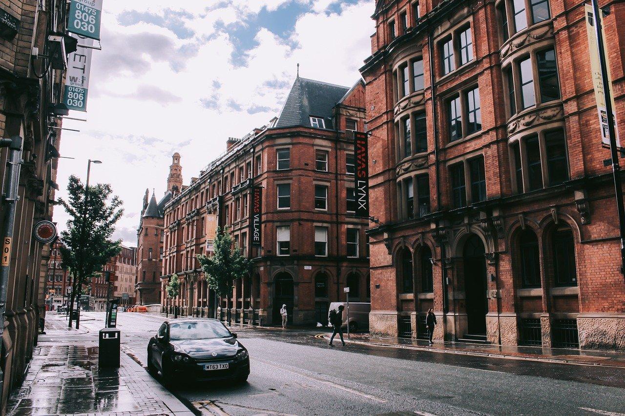 Transport Persoane Romania Manchester